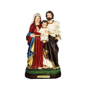 Resina Sagrada Família 20cm - cod. IM50030