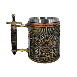 Caneca Resina Game of Thrones