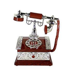 Caixinha de Musica Telefone Vintage