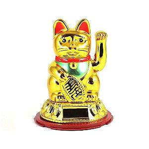 Enfeite Decorativo Gato da Sorte P