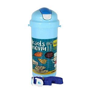 Garrafa de Plástico Kids Menu
