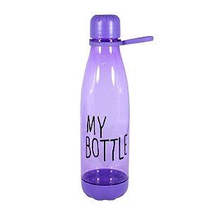 Garrafa de Plástico My Bottle