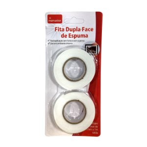 Fita Dupla Face 17mm x 1m