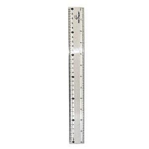 Régua de Plástico 30cm