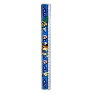 Régua de Plástico 30cm Mickey