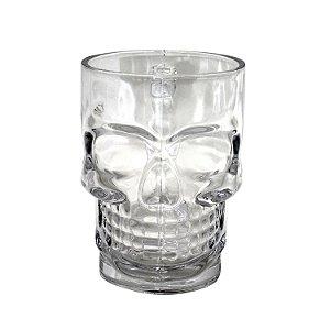 Caneca Caveira Skull Mug 500ml