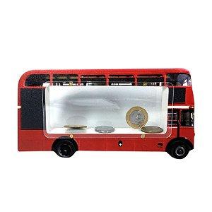Cofre Transparente Ônibus
