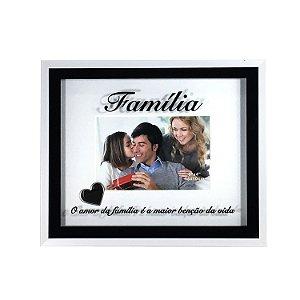 Porta Retrato Família - cod. XJ-8014