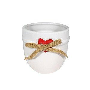 Vaso de Cerâmica Love - cod. BLZY-3416
