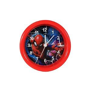 Relógio Despertador Homem Aranha