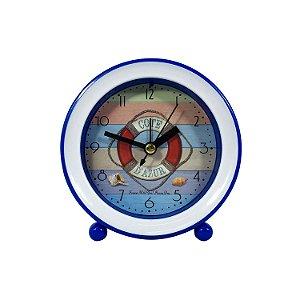 Relógio de Mesa Navy - cod. MG-5895