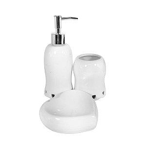 Kit Banheiro 3 Peças - cod. BCKH-4318