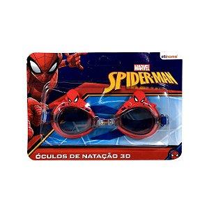 Óculos Para Natação 3D Spiderman