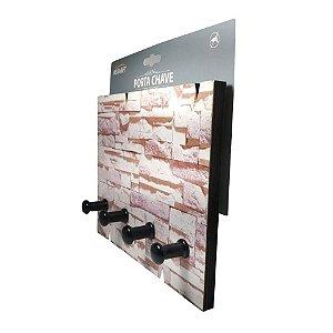 Porta Chave textura parede
