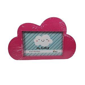 Porta Retrato Nuvem de Plástico