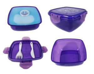 Marmita Lancheira Térmica Lunch Box