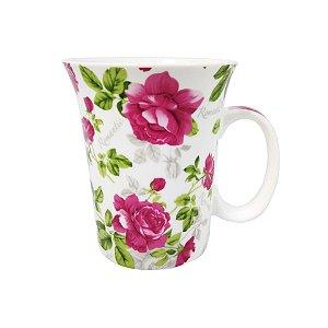 Caneca Flores Essence
