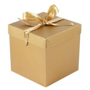 Caixa para Presente Lisa 10cm