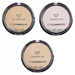 Pó Iluminador Facial Jasmyne - Cores Sortidas