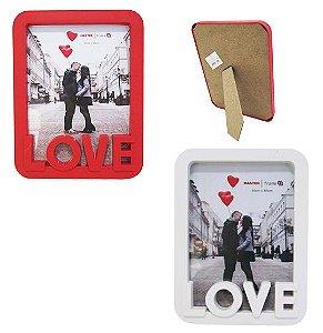 Porta Retrato de Plástico Love - cod. RMI7721