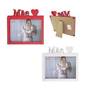 Porta Retrato de Plástico Mãe 15cmx10cm
