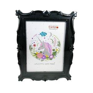 Porta Retrato Plástico Provençal 15cmx20cm