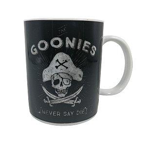 Caneca de Porcelana WB The Goonies Pirate 300ml