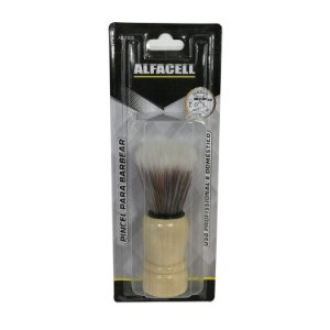 Pincel de barbear - Alfacell