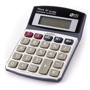 Calculadora de Mesa Prata - Moure Jar