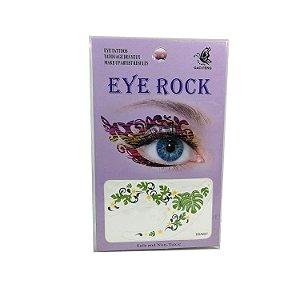 Adesivo tatuagem para Olhos