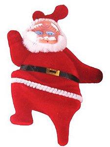 Pendente Papai Noel C/4 Unidades