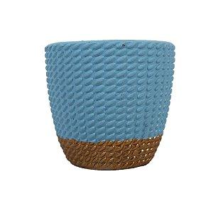 Vaso Decorativo de Cerâmica 7cm