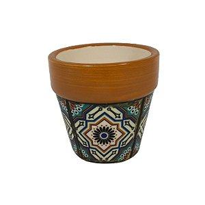 Cachepot de Cerâmica 7cm