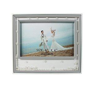 Porta Retrato de Vidro 20cmx15cm
