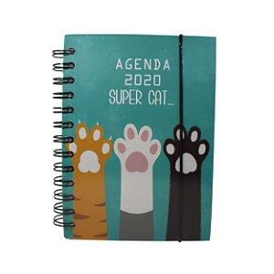 Agenda 2020 Super Cat 21x15,5x1,5cm