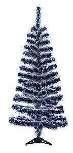 Árvore de Natal Nevada 120 Galhos