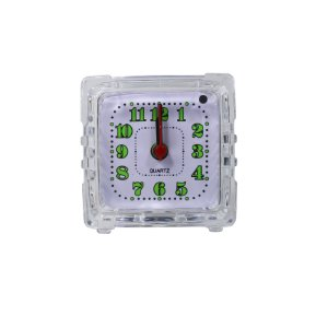 Relógio Despertador com Funcionamento Elétrico