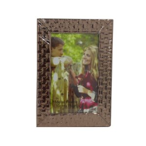 Porta Retrato de Mesa Metal 10cmx15cm