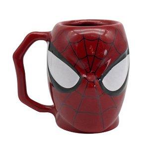 Caneca Formato 3D Homem Aranha