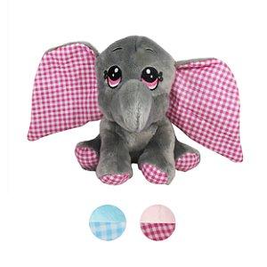 Pelúcia Elefante 20cm