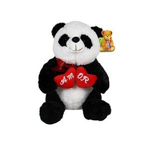 Pelúcia Panda 30cm