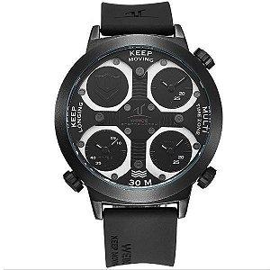 Relógio Masculino Weide Analógico UV-1502 Preto - ShopSublime - Aqui ... 5a998fde2a6d2