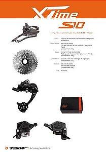 Kit Câmbio 30V S10 X Time