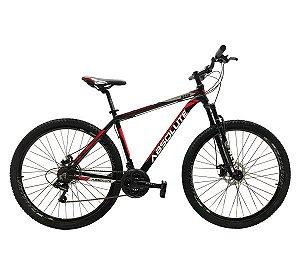 Bicicleta 29 21V Cambios SHIMANO Freio Disco Mecanico - ABSOLUTE