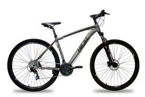 Bicicleta 29 Heal S1 - Shimano Tourney 24v K7 Cassete Freio Hidraulico