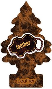Aromatizantes Little Trees- Leather