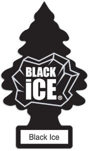 Aromatizantes Little Trees- Black Ice