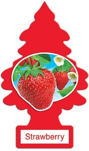Aromatizantes Little Trees- Strawberry