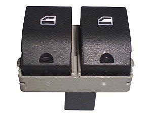 Interruptor Botão Vidro Elétrico Gol G4 G5 G6 G7 Fox DUPLO