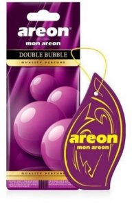 AROMATIZANTE AUTOMOTIVO MON AREON Double Bubble